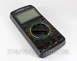 Мультиметр DT 9208 (40), фото 2