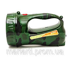 Бытовой переносной аккумуляторный фонарь YJ-2803 ручной, Скидки, фото 2