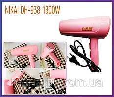 Фен для волос Nikai DH-938 1800W, Качество