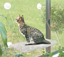 Оконная кровать для кота Sunny Seat Cat Window Bed, Качество
