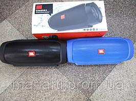 Колонка портативная беспроводная JBL Charge 4 Блютуз Колонка (bluetooth), влагозащитная Bluetooth акустика