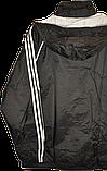 Демисезонная мужская ветровка-дождевик Adidas ESS 3S Rainjkt., фото 7