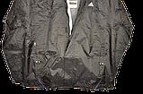 Демисезонная мужская ветровка-дождевик Adidas ESS 3S Rainjkt., фото 5