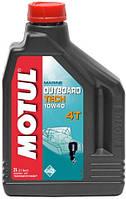 Масло для 4-х тактных д-й Technosynthese д/лод.мотор MOTUL 852221OUTBOARD TECH 4T SAE 10W40 (2L)/101748=106368