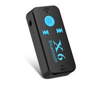 Беспроводной AUX Bluetooth+MP3 microSD приемник, фото 1