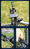 Велосипедная фара с сигналом