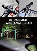 Велосипедный светодиодный фонарик