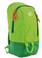 Рюкзак спортивный YES 557165 VR-01 зеленый
