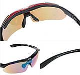 Очки солнцезащитные, тактические cooloh с поляризацией, фото 7