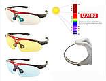 Очки солнцезащитные, тактические cooloh с поляризацией, фото 8