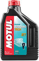Масло для 2-х тактных двигателей Technosynthese д/лод.мотор MOTUL 851721/OUTBOARD TECH 2T (2L)/106614=101726