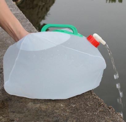 Канистра пластиковая складная