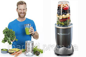 Кухонный мини-комбайн Nutribullet/Magic Bullet (Нутрибулет/Мэджик Буллет) 600W, Качество