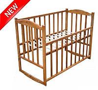 Детская кроватка №1 на дуге