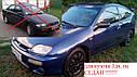 Зеркало заднего вида левое Mazda 323 CBA 1994-1997г.в. синий 3дв.купе , фото 4