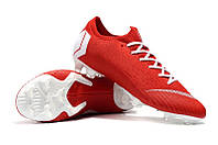Бутсы Nike Mercurial Vapor Elite XII FG red/white, фото 1