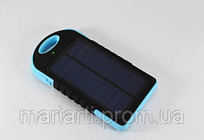 Моб. Зарядка POWER BANK Solar Led 28000 mAh (50)