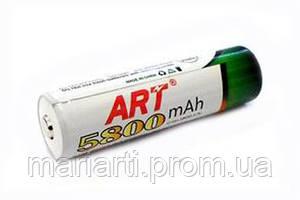 Аккумулятор ART Li-ion 5800 mAh. 3.7v, Качество
