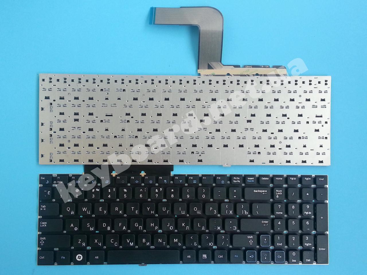 Клавиатура для ноутбука Samsung NP-RV518