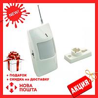 Датчик движения беспроводной для GSM сигнализации 433 Hz, Новинка