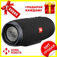 Портативная блютуз Колонка JBL Charge 3 (Black), Новинка