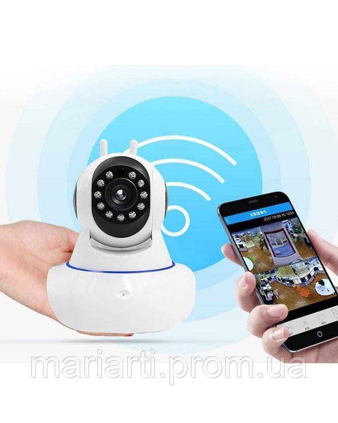 Камера видеонаблюдения WIFI Smart NET camera Q5, Новинка