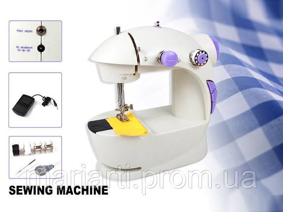 Портативная швейная машинка 4 в 1 (Качество №1), Качество, фото 2