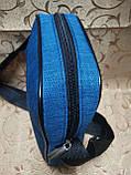 (24*19-большое)Барсеткаvans сумка REEBOK спортивные мессенджер для через плечо Унисекс ОПТ, фото 4