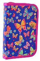 Пенал SMART 532051 HP-03 1 отворот Butterfly dance