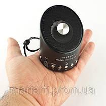 Портативная MP3, FM, USB колонка SPS WS A9, фото 2
