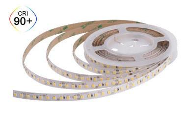 Світлодіодна лента 4000K CRI90 12Вт 24вольт біла нейтральна RD00C8TC-A 2835-128-IP20-NW-10-24  Рішанг 10535