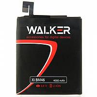 Аккумулятор батарея Walker Xiaomi Redmi Note 3 / BM46 (4000 mAh)