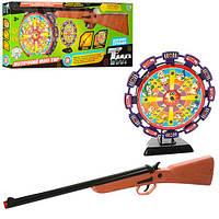 TG Ружье игрушечное 299993 R/2168-1  лазер, LimoToy