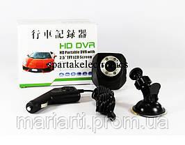 Автомобильный видеорегистратор DVR 338, экран 2.5, фото 3