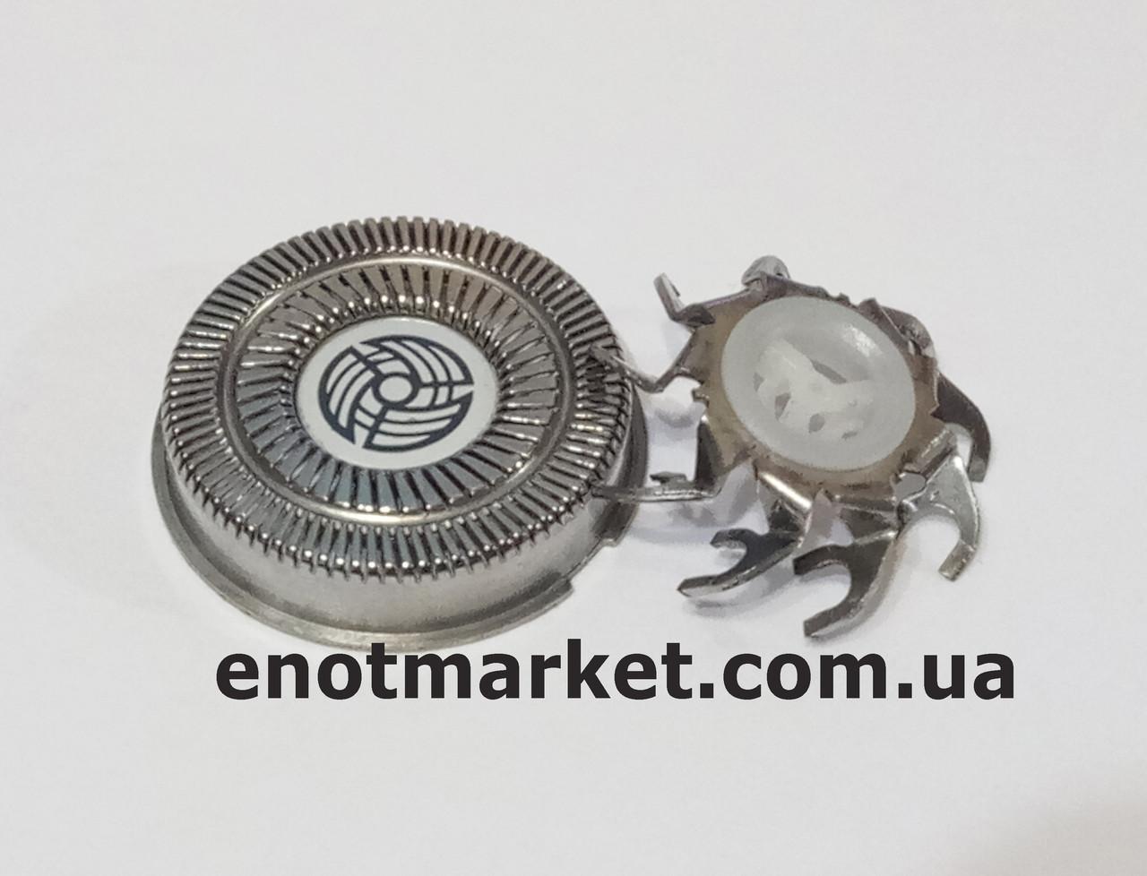 Бритвенная головка (комплект: 1 сеточка + 1 лезвие) для электробритвы Philips (аналог) серии HQ, HS, HP