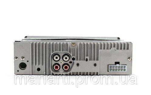 Автомагнитола MP3 3883 ISO 1DIN сенсорный дисплей, фото 2