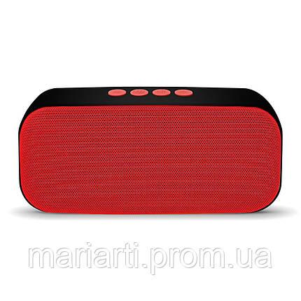Портативная Bluetooth колонка HDY-555, Качество, фото 2