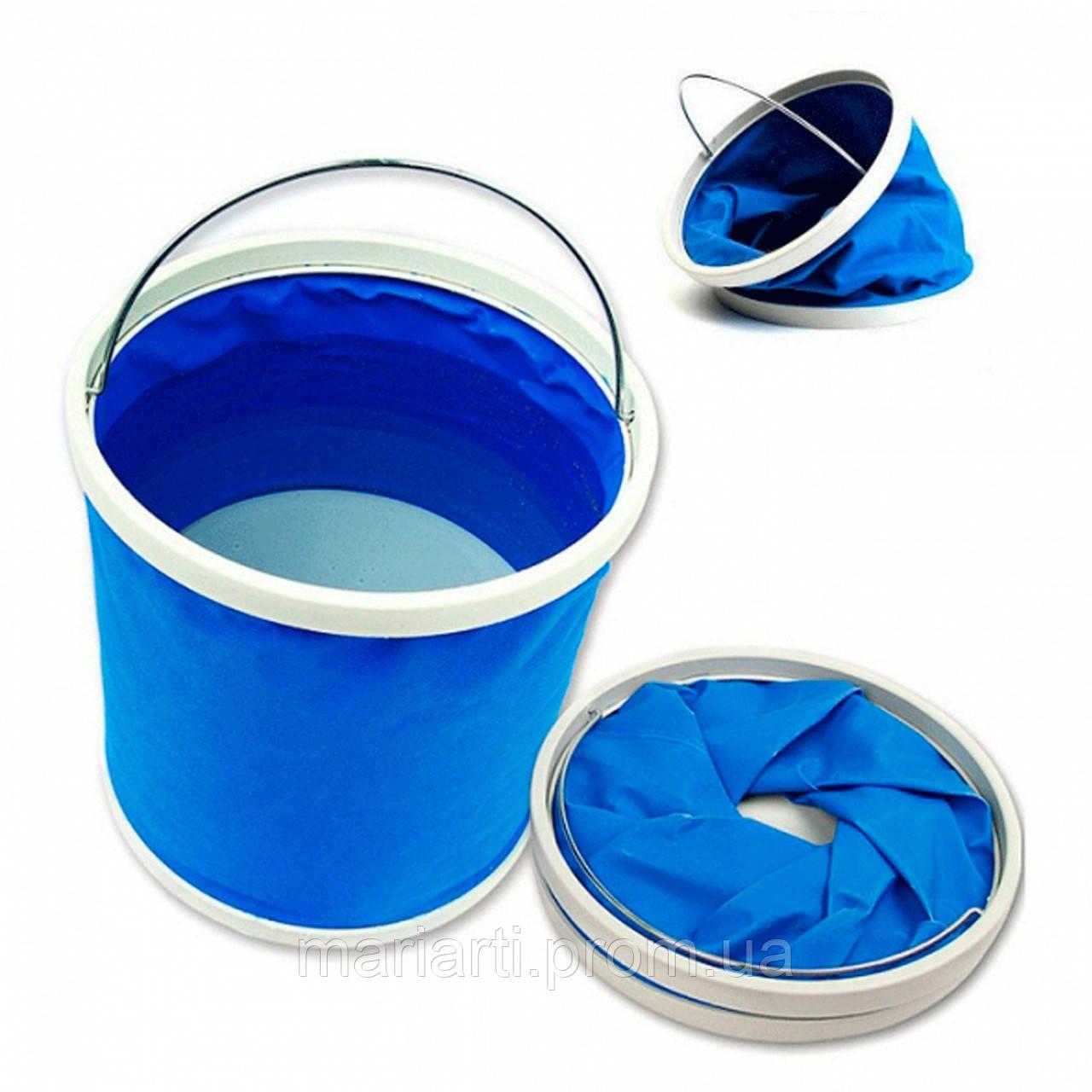 Компактное складное ведро Foldaway Bucket, Качество