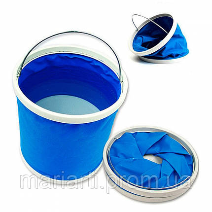 Компактное складное ведро Foldaway Bucket, Качество, фото 2