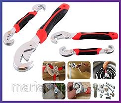 Универсальный ручной гаечный ключ Snap'N Grip, Качество, фото 3