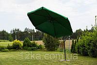 Основные преимущества зонта садового