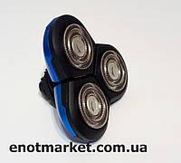 Бритвенная головка в сборе на 3 режущих блока (лезвия) для электробритвы Philips (аналог) серии RQ