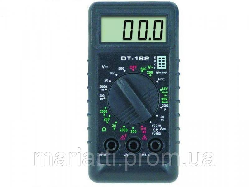 Мультиметр универсальный TS 182 (1 сорт)