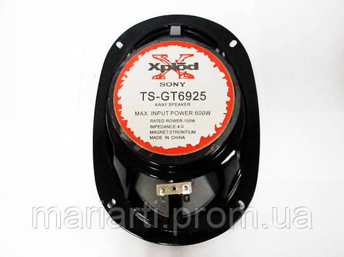 Автомобильная акустика, колонкиSony XS-GTF6925B (600W) 2х полосные, фото 2