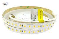 Світлодіодна стрічка 2700K CRI90 12Вт 24вольт білотепла RD00C8TC-A 2835-128-IP20-WW-10-24 Рішанг10533
