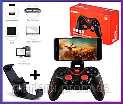 Игровой джойстик Gen Game S5 Bluetooth 3.0 для смартфона, беспроводной геймпад для планшетов/смартфонов, фото 3