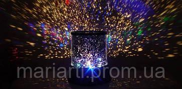 Ночник проектор звёздного неба STAR MASTER Стар Мастер! Светильник, Скидки, фото 3