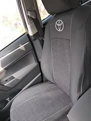 Чехлы в салон модельные TOYOTA  Corolla NEW 2013- (Prestige_Budget)
