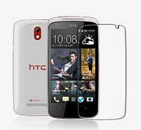 Защитная пленка для HTC Desire 500 - Celebrity Premium (clear), глянцевая