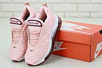Кроссовки женские Nike Air Max 720 реплика ААА+ размер 36-41 розовый (живые фото), фото 1
